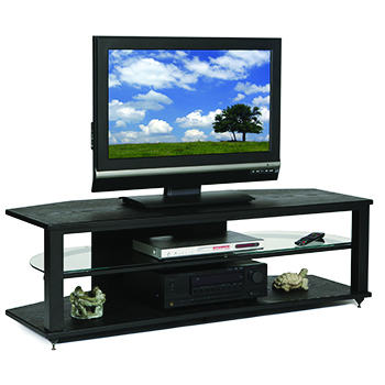 "Plateau CRX-2V(54) TV Stand up to 55"" TVs PLATEAU-CRX-2V"