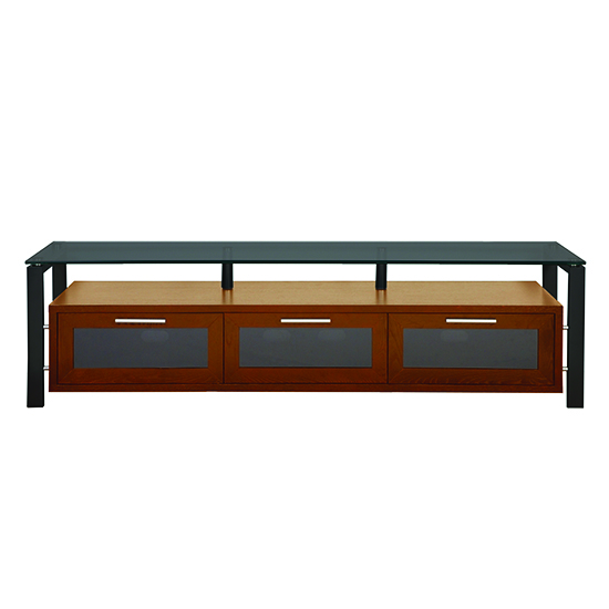 Plateau DECOR 71 W-B-BG TV Stand up to 75