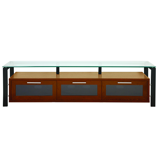 Plateau DECOR 71 W-B TV Stand up to 75
