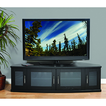 "Plateau Newport 62 TV Stand up to 60"" TVs. Plateau-Newport-62-W"