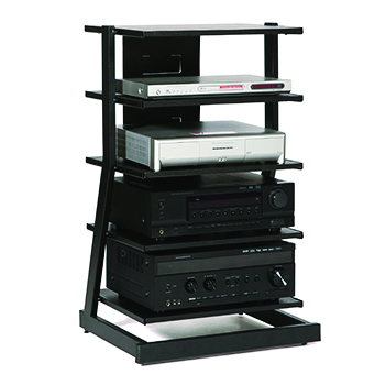 Plateau Z-5A Audio Video Stand. Plateau-Z5A