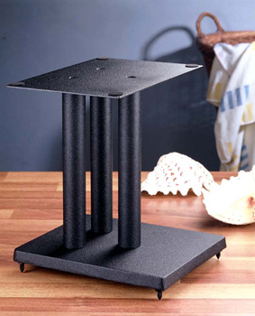 "VTI RFC - 13"" Height Center Speaker Stand in Black color. VTI-RFC"