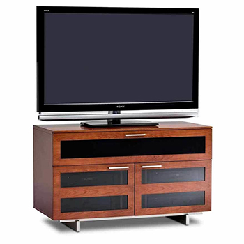 "BDI Avion 8928 TV Stand up to 55"" TVs Natural Stained Cherry Color, BDI-Avion-8928-Cherry"