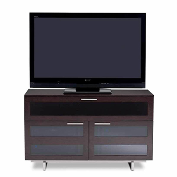 "BDI Avion 8928 TV Stand up to 55"" TVs Espresso Stained Oak Color. BDI-Avion-8928-Espresso"
