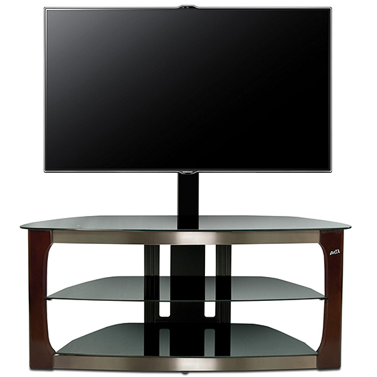 Bello TPC2133 Universal Flat Panel TV Stand with Swivel TV Mounting up to 60