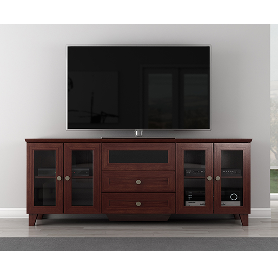Furnitech FT72SC TV Stand up to 70