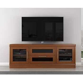 "Furnitech FT72TR TV Stand up to 70"" TVs. Furnitech-FT72TR"