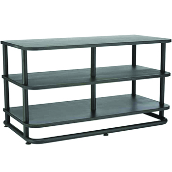 SANUS EFA31 Euro Series Audio Rack Modular Furniture in Black Lacquered finish. Copy SANUS-EFAV40