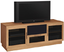 "Furnitech FT72CC TV Stand up to 72"" TVs. Furnitech-FT72CC"