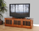 "Plateau LSX-T 62 TV Stand up to 70"" TVs in Black or Walnut color. Plateau LSX-T-62B"
