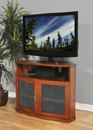 "Plateau Newport 40 Corner TV Stand up to 42"" TVs. Plateau-Newport-40B"