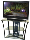 "Tech Craft GLS38 TV Stand up to 40"" TVs. TechCraft-GLS38"