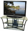 "TechCraft GLS50 TV Stand up to 50"" TVs. TechCraft-GLS50"
