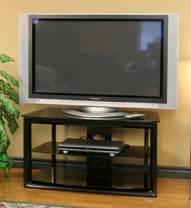 Tech Craft MC3032B TV Stand for up to 37