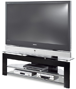 Tech Craft PTV583B TV Stand up to 60