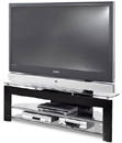 "Tech Craft PTV583B TV Stand up to 60"" TVs. Tech Craft PTV583B"