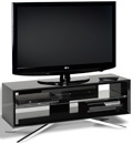 "Techlink Arena AA110B TV Stand up to 50"" TVs in Black finish. Techlink-Arena-AA110B"