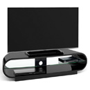 "Techlink Ovid Curve OVC130B TV Stand up to 65"" TVs Techlink-Ovid-OVC130B"