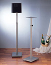 "VTI BLE101 Adjustable height (33.75"" - 59"") Speaker Stands. VTI-BLE101S"