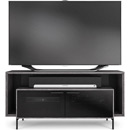 "BDI CAVO 8168 Low Profile TV Stand up to 60"" Flat Panel TVs in Graphite finish."
