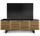 "BDI CORRIDOR 8179 TV Stand up to 85"" TVs in White Oak finish."