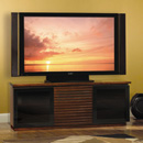 "Bello PR11 Espresso TV Stand up to 65"" TVs. Bello-PR11"