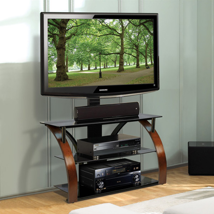 Bello TPC-2143 Swivel TV Mounting TV Stand up to 46