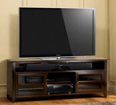 "Bello WAVS-99175 TV Stand in Dark Espresso Finish up to 80"" TVs. Bello-WAVS-9175"