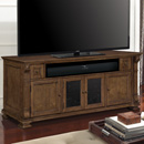 "Bello PR36 TV Stand up to 75"" TVs in Mocha Finish. Bello-PR36"