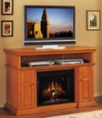 "ClassicFlame Pasadena 28MM468-O107 TV Stand for up to 60"" TVs. ClassicFlame-28MM468-O107"