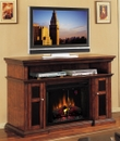 "ClassicFlame Pasadena 28MM468-W502 TV Stand for up to 60"" TVs. ClassicFlame-28MM468-W502"