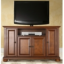 "Crosley Furniture KF10002ACH Alexandria 48"" TV Stand in Classic Cherry Finish. Crosley-KF10002ACH-AKS42"