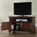 "Crosley Furniture KF10003BMA LaFayette 42"" TV Stand in Vintage Mahogany Finish. Crosley-KF10003BMA-AKS42"