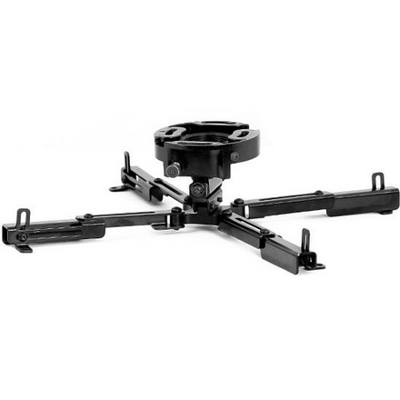 Omnimount FBPJT Projector Mount for Small to Large Projectors in Black Color. Omnimount-FBPJT-AKS7