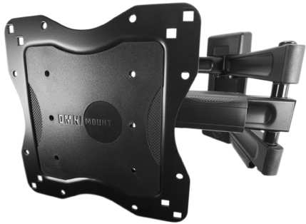 Omnimount Nc100c Full Motion Mount For 23 Quot 42 Quot Flat