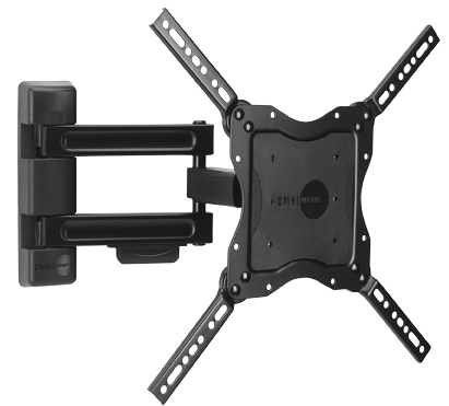 Omnimount Nc80c Full Motion Mount For 23 Quot 42 Quot Flat