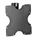 "Omnimount SCMHEAD Ceiling Mount for 23"" - 42"" Flat Panels TVs in Black Color. Omnimount-SCMHEAD-AKS6S"
