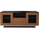"Sanus CADENZA61 TV Stand up to 70"" TVs in Natural Walnut finish. Sanus-CADENZA61-W"