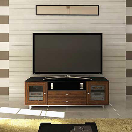 Sanus CADENZA75 Audio/Video Cabinet TV Stand up to 80