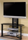 "Z-Line Designs ZL541-44MU - Madrid TV Stand for 36"" - 50"" Flat Panel TVs. Z-Line-Designs-ZL541-44MU"