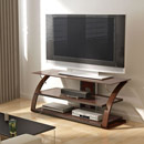 "Z-Line Designs ZL568-55SU - Keira TV Stand for 36"" - 65"" Flat Panel TVs. Z-Line-Designs-ZL568-55SU"