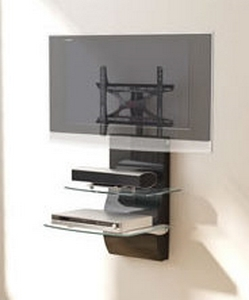 Z-Line Design Flat Panel TV Stand with Swivel Mount - QVC.com