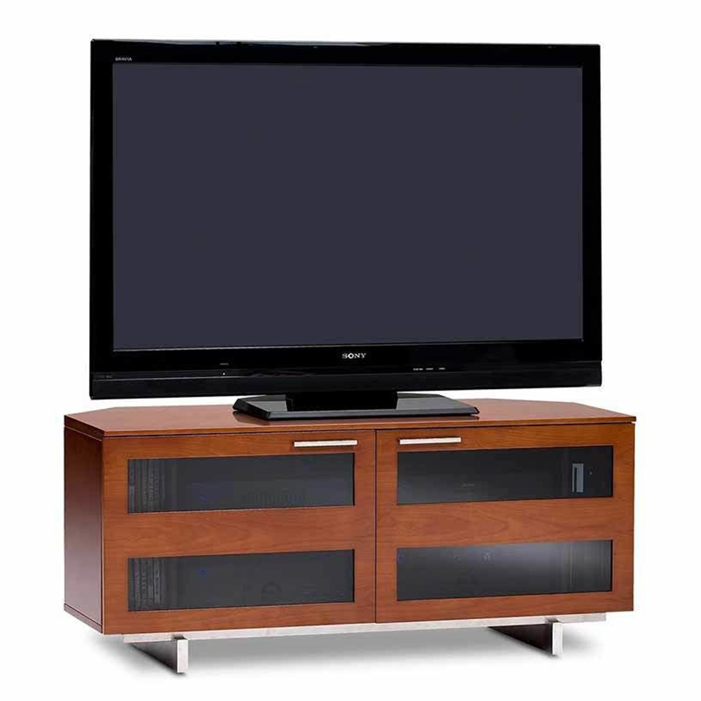 Bdi Avion 8925 Corner Tv Stand Up To 60 Quot Tvs In Natural