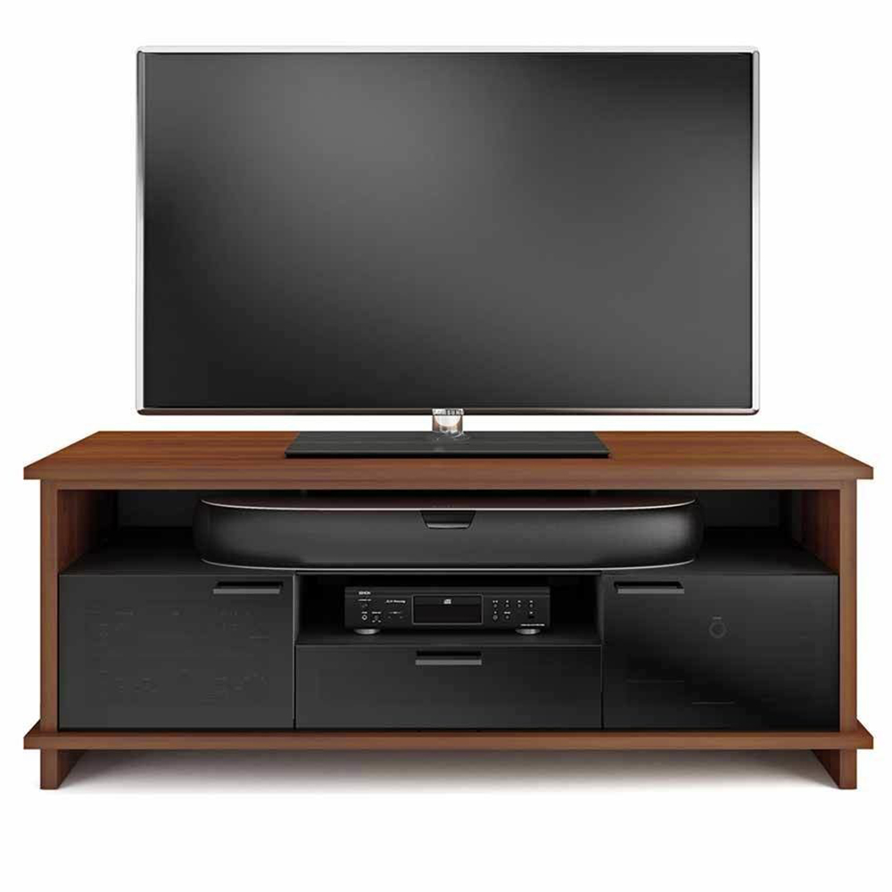 Bdi Braden 8828 Tv Stand Up To 75 Quot Tvs In Natural Stained