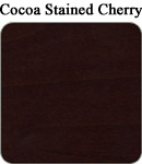 Cocoa Stained Cherry