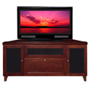 "Furnitech FT61SC Corner TV Stand up to 60"" TVs. Furnitech-FT61SC-Corner"