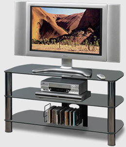 Tech craft bel41s sorrento series tv stand up to 42 inch tvs for Tech craft tv stands
