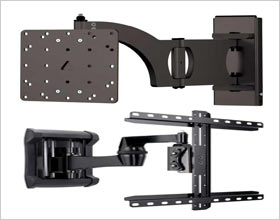 Medium Full Motion TV Wall Mounts