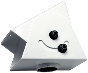 Cathedral Ceiling Adapter