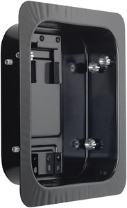 In-Wall Box for SASVM400 (Black)